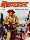 Cover for Rangers (Impéria, 1964 series) #5