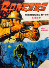 Cover for Rangers (Impéria, 1964 series) #36