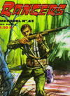 Cover for Rangers (Impéria, 1964 series) #43