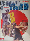 Cover for Scotland Yard (Impéria, 1968 series) #1