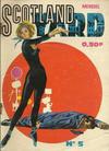 Cover for Scotland Yard (Impéria, 1968 series) #5