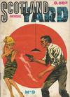 Cover for Scotland Yard (Impéria, 1968 series) #9