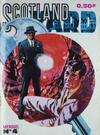 Cover for Scotland Yard (Impéria, 1968 series) #4