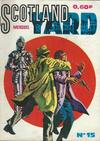 Cover for Scotland Yard (Impéria, 1968 series) #15