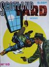 Cover for Scotland Yard (Impéria, 1968 series) #10