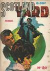 Cover for Scotland Yard (Impéria, 1968 series) #20