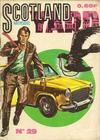 Cover for Scotland Yard (Impéria, 1968 series) #29