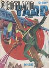 Cover for Scotland Yard (Impéria, 1968 series) #25