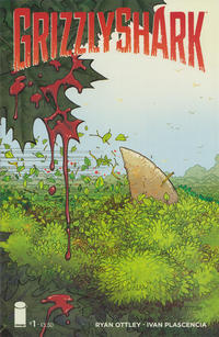 Cover Thumbnail for Grizzlyshark (Image, 2016 series) #1