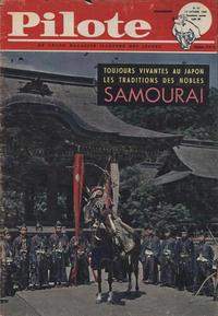Cover Thumbnail for Pilote (Dargaud, 1960 series) #51