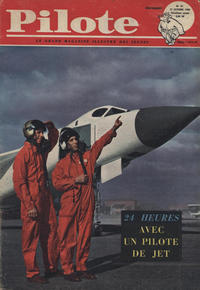 Cover Thumbnail for Pilote (Dargaud, 1960 series) #53