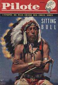 Cover Thumbnail for Pilote (Dargaud, 1960 series) #54