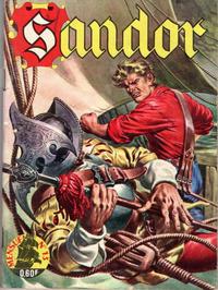 Cover Thumbnail for Sandor (Impéria, 1965 series) #13