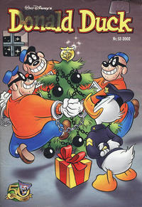 Cover Thumbnail for Donald Duck (Sanoma Uitgevers, 2002 series) #52/2002