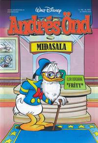 Cover Thumbnail for Andrés Önd (Edda, 2000 series) #13/2020