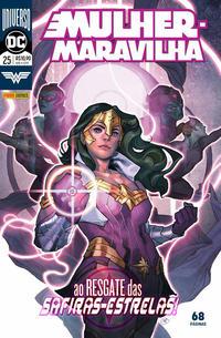 Cover Thumbnail for Mulher-Maravilha (Panini Brasil, 2017 series) #25