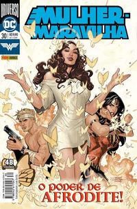 Cover Thumbnail for Mulher-Maravilha (Panini Brasil, 2017 series) #30