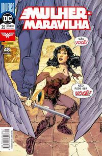 Cover Thumbnail for Mulher-Maravilha (Panini Brasil, 2017 series) #35