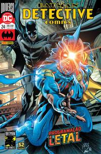 Cover Thumbnail for Detective Comics (Panini Brasil, 2017 series) #24