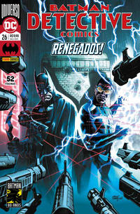Cover Thumbnail for Detective Comics (Panini Brasil, 2017 series) #26