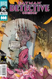 Cover Thumbnail for Detective Comics (Panini Brasil, 2017 series) #30