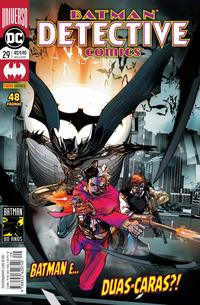 Cover Thumbnail for Detective Comics (Panini Brasil, 2017 series) #29