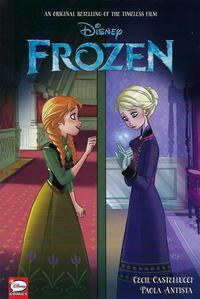Cover Thumbnail for Disney Frozen (Dark Horse, 2020 series)