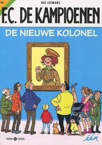 Cover Thumbnail for F.C. De Kampioenen (Standaard Uitgeverij, 1997 series) #99 - De nieuwe kolonel