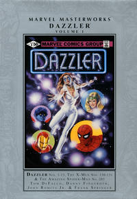 Cover Thumbnail for Marvel Masterworks: Dazzler (Marvel, 2020 series) #1