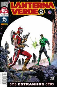Cover Thumbnail for Lanterna Verde (Panini Brasil, 2019 series) #3