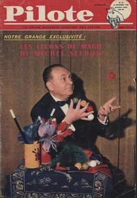 Cover Thumbnail for Pilote (Dargaud, 1960 series) #57