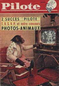Cover Thumbnail for Pilote (Dargaud, 1960 series) #56