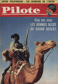 Cover Thumbnail for Pilote (Dargaud, 1960 series) #59