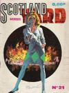 Cover for Scotland Yard (Impéria, 1968 series) #21