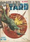 Cover for Scotland Yard (Impéria, 1968 series) #28