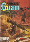 Cover for Sergent Guam (Impéria, 1972 series) #72