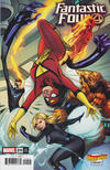 Cover Thumbnail for Fantastic Four (2018 series) #20 (665) [Ema Lupacchino 'Spider-Woman']