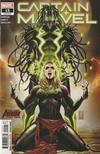 Cover for Captain Marvel (Marvel, 2019 series) #15 (149)