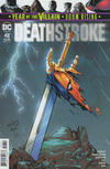 Cover for Deathstroke (DC, 2016 series) #48
