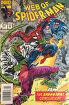 Cover Thumbnail for Web of Spider-Man (1985 series) #111 [Newsstand]