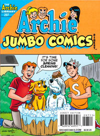 Cover Thumbnail for Archie (Jumbo Comics) Double Digest (Archie, 2011 series) #297