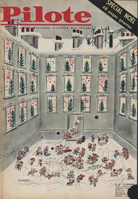 Cover Thumbnail for Pilote (Dargaud, 1960 series) #60