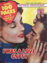 Cover Thumbnail for Pictorial Confessions (Young's Merchandising Company, 1950 ? series) #1