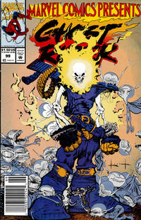 Cover Thumbnail for Marvel Comics Presents (Marvel, 1988 series) #99 [Newsstand]