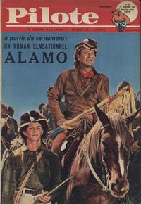 Cover Thumbnail for Pilote (Dargaud, 1960 series) #58