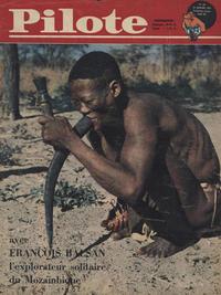 Cover Thumbnail for Pilote (Dargaud, 1960 series) #66
