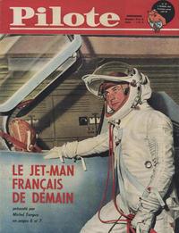 Cover Thumbnail for Pilote (Dargaud, 1960 series) #67