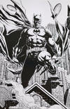 Cover Thumbnail for Detective Comics (2011 series) #1000 [Yesteryear Comics Exclusive Jason Fabok Black and White Virgin Cover]