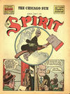 Cover for The Spirit (Register and Tribune Syndicate, 1940 series) #6/3/1945 [Chicago Sun]