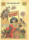 Cover for The Spirit (Register and Tribune Syndicate, 1940 series) #6/17/1945 [Chicago Sun]